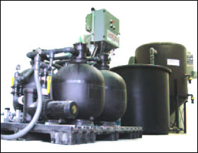 Advanced Wash Water Recycle System