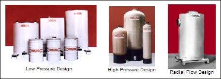Activated Carbon Containers