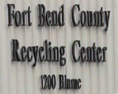 Ft Bend County HHW